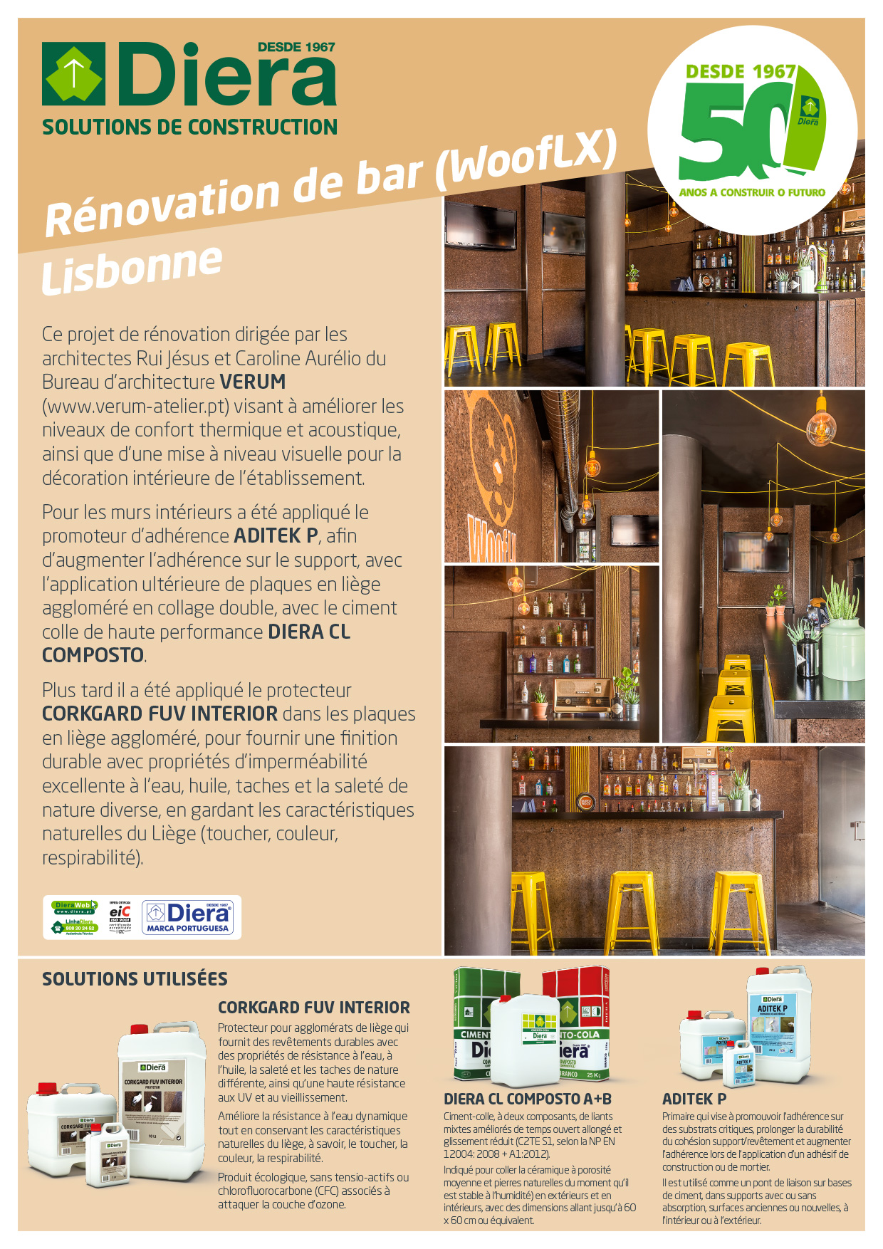 renovation de bar wooflx. Black Bedroom Furniture Sets. Home Design Ideas
