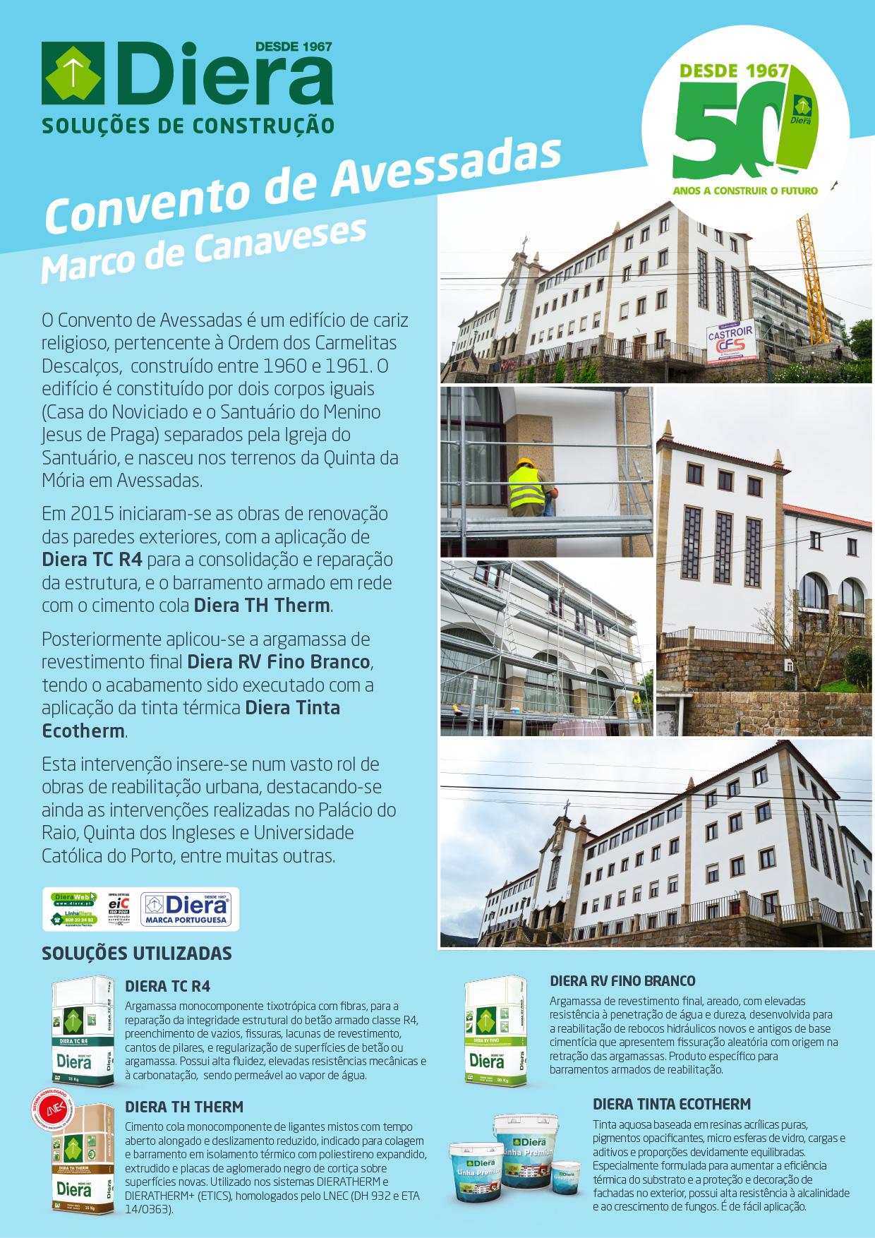 CONVENTO DE AVESSADAS